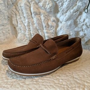 Men's loafers 15 leather